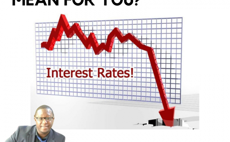 What do low interest rates mean for you?