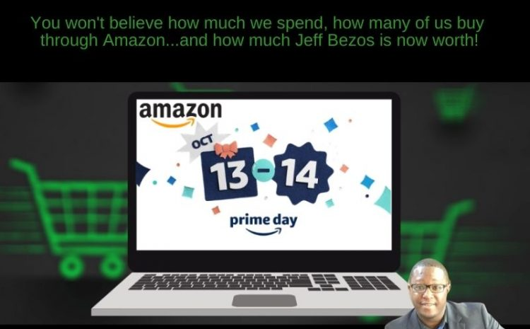 10 Facts about Amazon Prime Day 💻